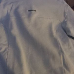 Ivy Park sweat shirt drip 2.....brand new nwt